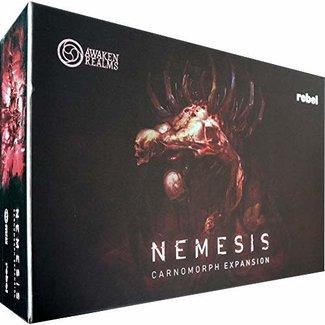 Awaken Realms Nemesis Carnomorphs Expansion
