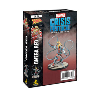 Atomic Mass Games Marvel Crisis Protocol Omega Red Character Pack