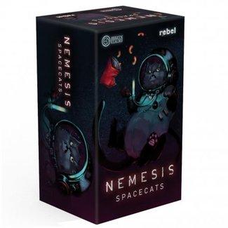 Awaken Realms Nemesis Space Cats Expansion