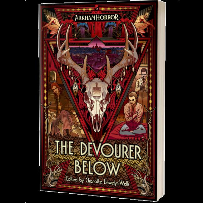 *PRE-ORDER* Arkham Horror The Devourer Below