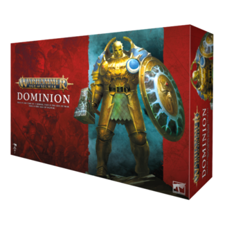 Warhammer Age of Sigmar Age of Sigmar Dominion (LIMIT One Person)