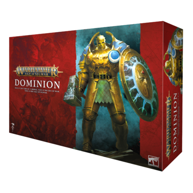 Age of Sigmar Dominion (LIMIT One Person)