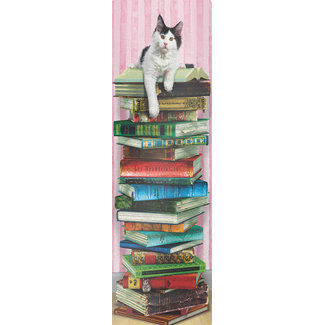 Eurographics Puzzles Academic Cat 1000 pc Puzzle