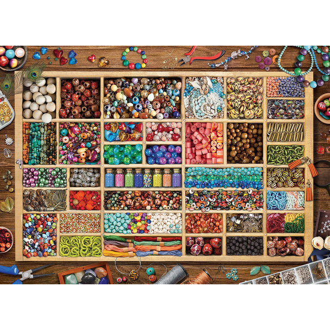 Bead Collection 1000 pc Puzzle