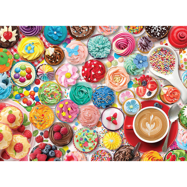 Cupcake Party 1000 pc Puzzle