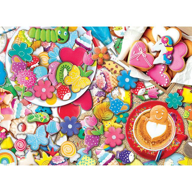 Cookie Party 1000 pc Puzzle