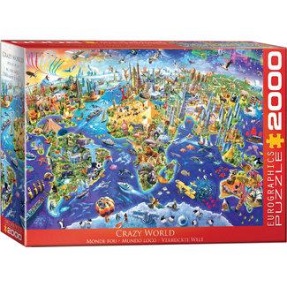 Eurographics Puzzles Crazy World 2000 pc Puzzle