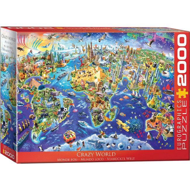 Crazy World 2000 pc Puzzle