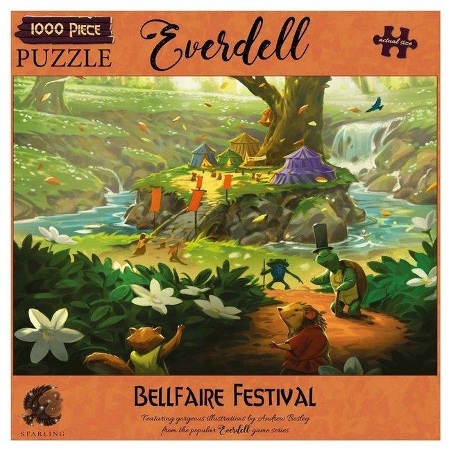 Everdell Bellfaire Festival 1000 pc Puzzle