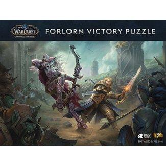 Blizzard Entertainment WOW Forlorn Victory 1000 pc Puzzle