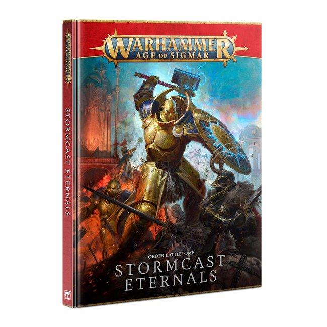 9/18 Battletome: Stormcast Eternals (Hb) Eng