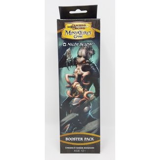 Dungeons and Dragons Miniatures: Night Below Booster Pack (Single Pack)