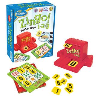 Thinkfun Zingo! 1-2-3