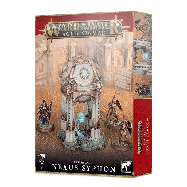 Age of Sigmar Age Of Sigmar: Nexus Syphon