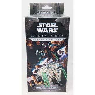 Star Wars Miniatures: Starship Battle Booster Pack (Single Pack)