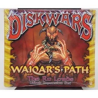 DiskWars: Waiqar's Path - The Ru Lords (Uthuk Expansion Set)