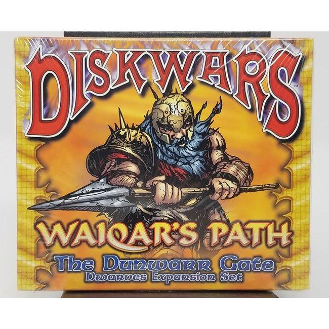 DiskWars: Waiqar's Path - The Dunwarr Gate (Dwarves Expansion Set)