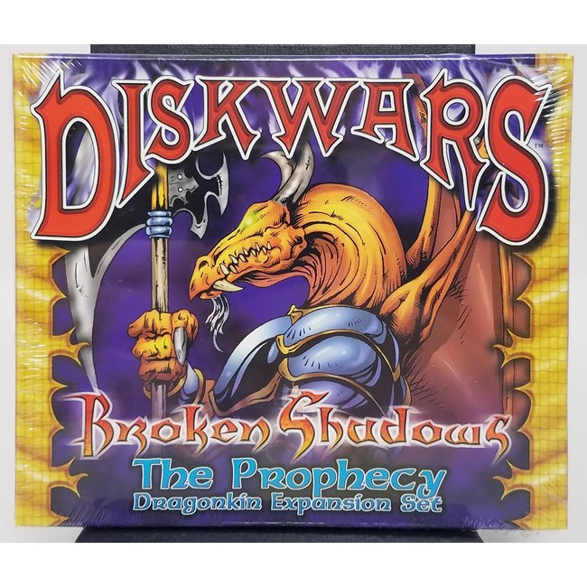 DiskWars: Broken Shadows - The Prophecy (Dragonkin Expansion Set)