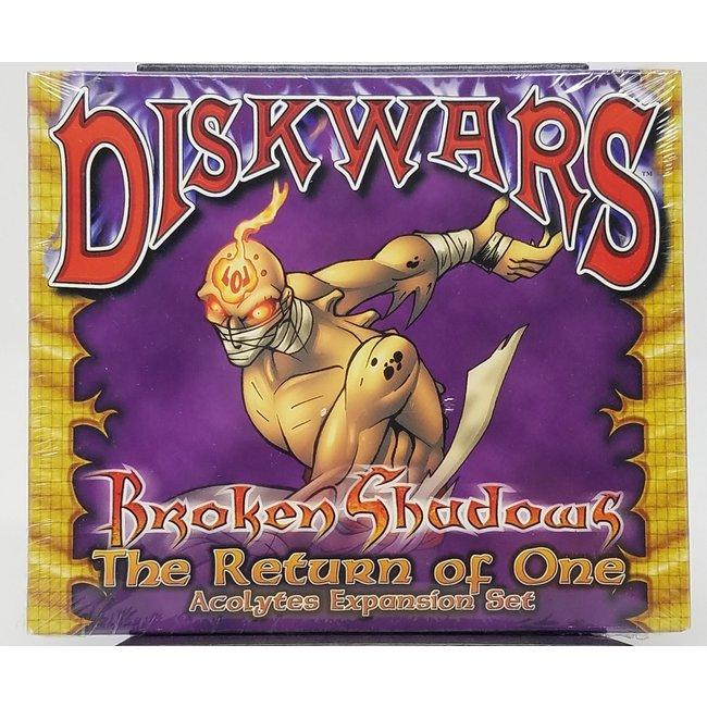 DiskWars: Broken Shadows - The Return of One (Acolytes Expansion Set)
