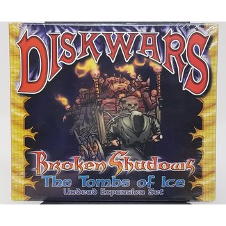 DiskWars: Broken Shadows - The Tombs of Ice (Undead Expansion Set)