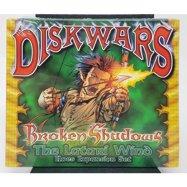 DiskWars: Broken Shadows - The Latari Wind (Elves Expansion Set)