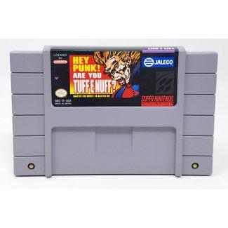 SNES Tuff E Nuff (Super Nintendo, Loose Cartridge)