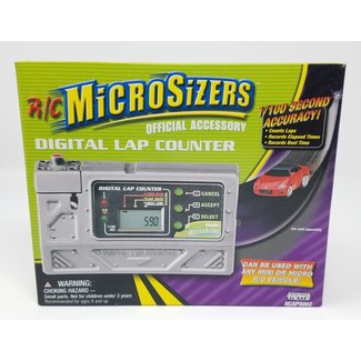 Microsizers Mini R/C: Official Accessory - Digital Lap Counter