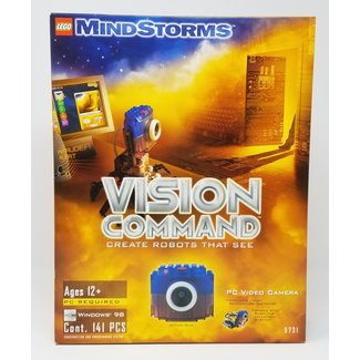 LEGO: MindStorms - Vision Command (PC Video Camera)