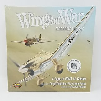 Wings of War: Fire From The Sky (2 - 6 Players)