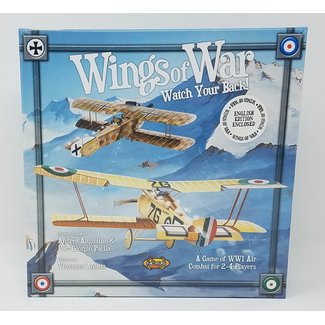 Wings of War: Watch Your Back! (2 - 4 Players)