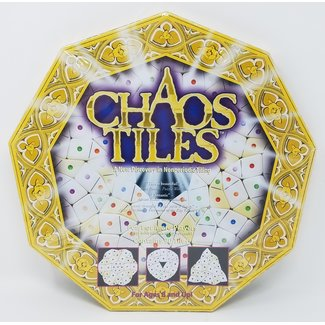 Chaos Tiles: A New Discovery in Nonperiodic Tiling (1 player or More)