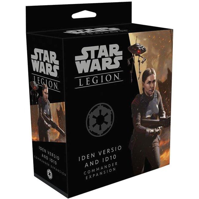 Star Wars: Legion Iden Versio and ID10