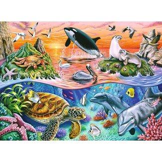 Ravensburger Beautiful Ocean - 100pc