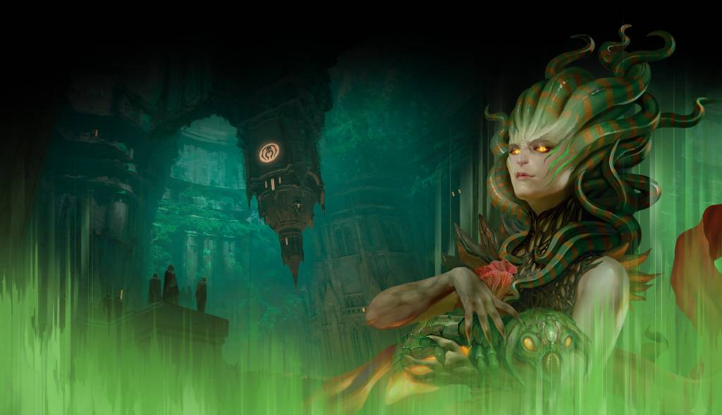 Magic: the Gathering Guilds of Ravnica Ironman Competition