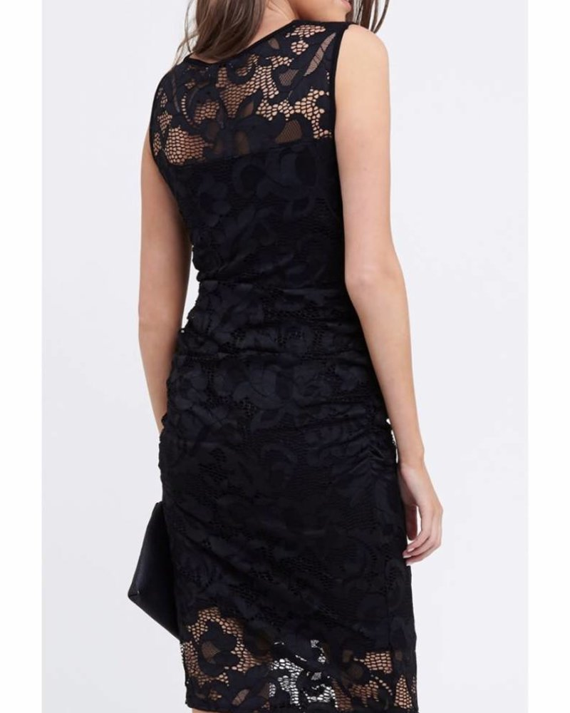 Ripe Ripe Black 'Eden' Lace Maternity Dress (Medium) **FINAL SALE**