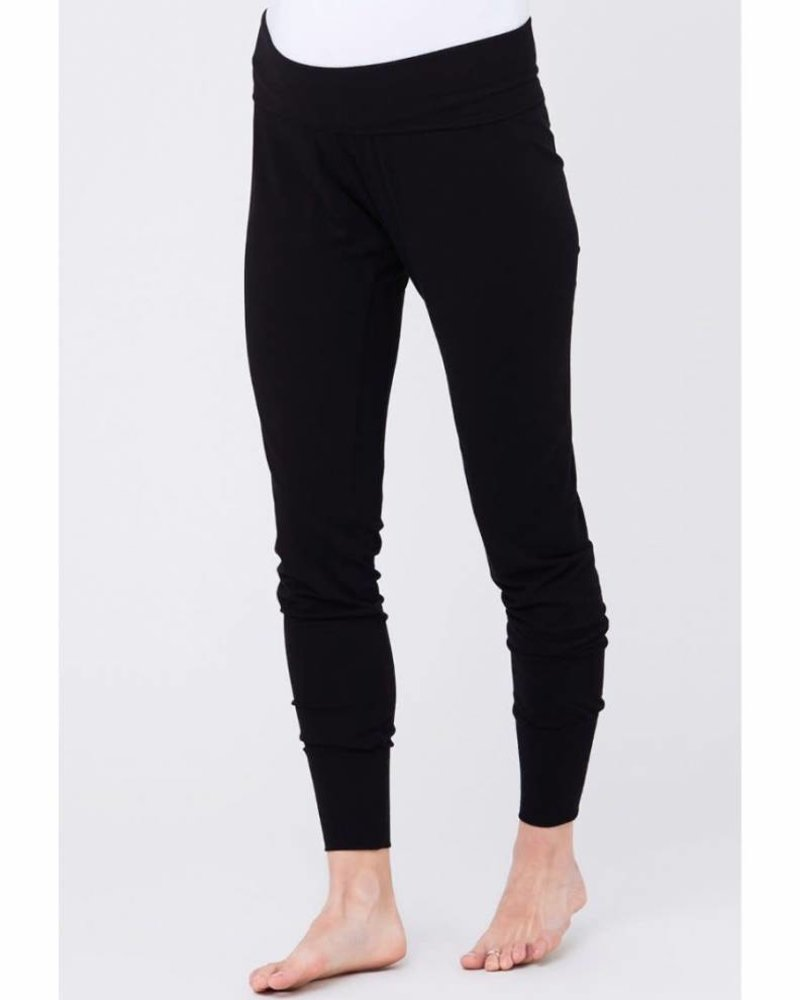 Ripe Ripe Maternity Black 'Chillin' Lounge Pant