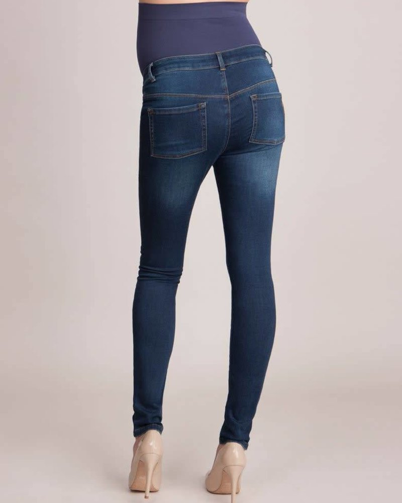 Seraphine Maternity Seraphine Maternity 'Penny' Skinny Jeans (Size 8)