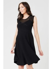 Ripe 'Chrysler' Knit Skater Dress (Extra Small) **FINAL SALE**