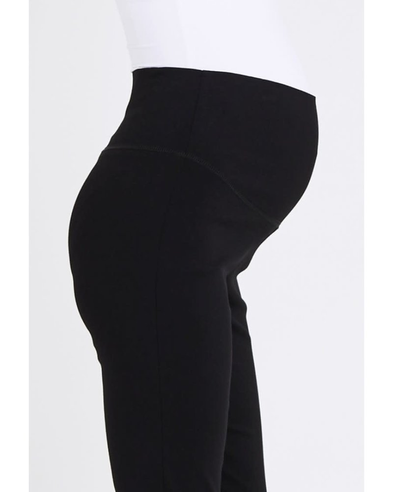 Ripe Ripe Maternity Black 'Suzie' Capri Pant