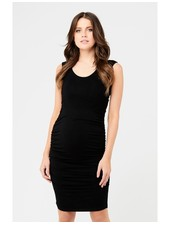 Ripe Black Cocoon Tank Maternity Dress **FINAL SALE**