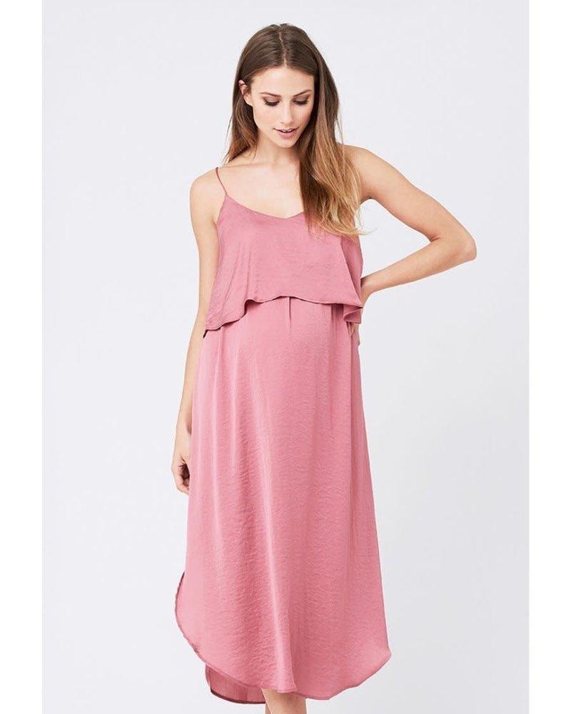 Ripe Ripe Maternity Rosemary 'Slip' Nursing Dress (Small)