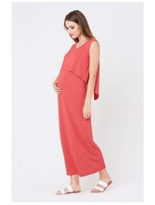 Ripe Lava 'Swing Back' Nursing Maxi Dress