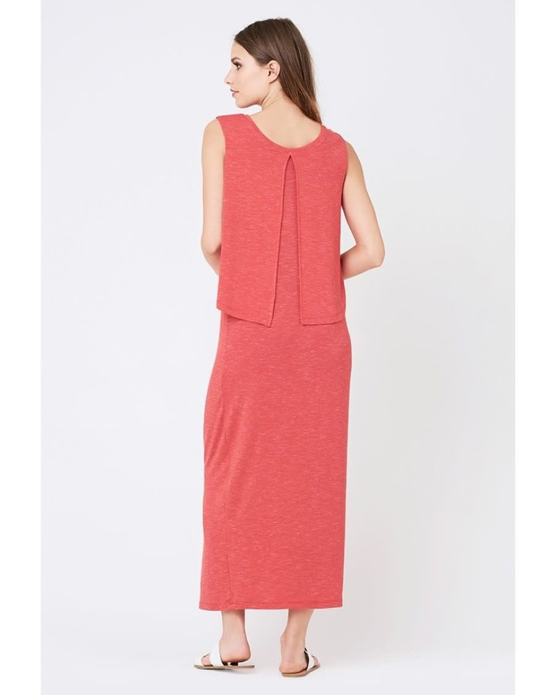 Ripe Ripe Maternity Lava 'Swing Back' Nursing Maxi Dress