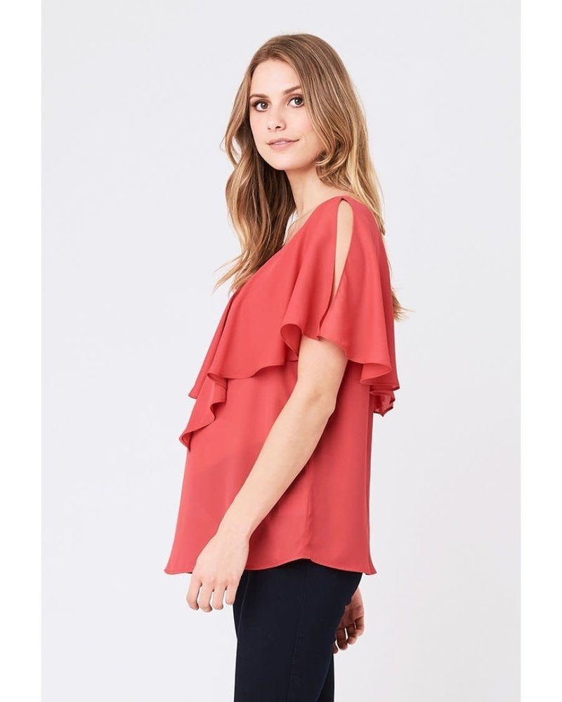 Ripe Ripe Maternity 'Waterfall' Nursing Top