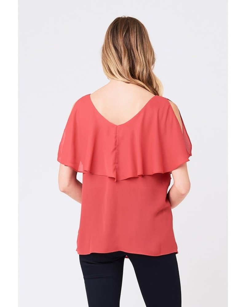 Ripe Ripe Maternity 'Waterfall' Nursing Top **FINAL SALE**