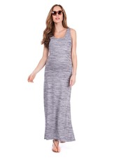 Seraphine Maternity 'Magdalena' Nursing Maxi Dress
