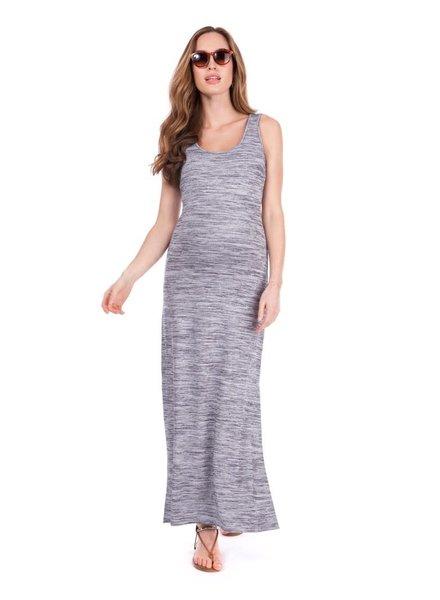 Seraphine Maternity 'Magdalena' Nursing Maxi Dress