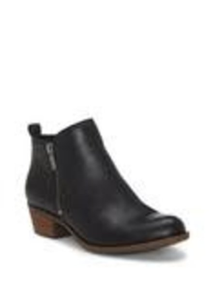 Lucky Brand 'Basel' Leather Bootie (Size 7.5) **FINAL SALE**