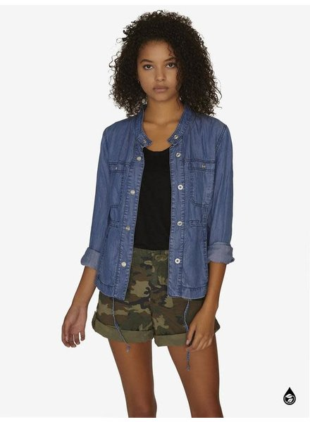 Sanctuary Clothing 'Hero' Lightweight Denim Jacket **FINAL SALE**