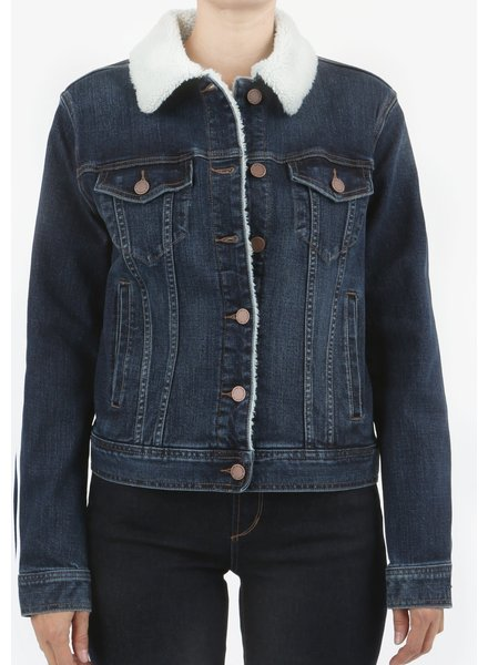 Articles of Society 'Liz' Denim Jacket (Small) **FINAL SALE**